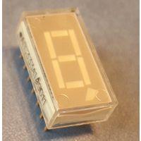 Индикатор светодиодный семисегментный АЛС333А1