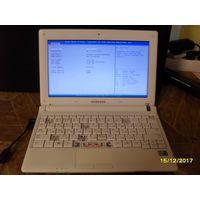 Нетбук Samsung N100SP White на запчасти