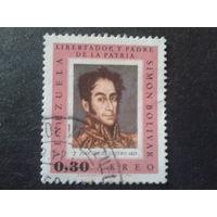 Венесуэла 1966 С Боливар в живописи