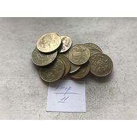 Кипр 11 монет