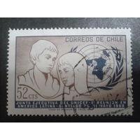 Чили 1971 ЮНИСЕФ в Латинской Америке