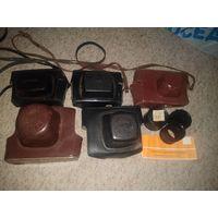 Чехлы для фотоаппаратов старые