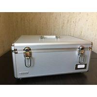 Коллекционный кейс leuctturm CARGO MULTI XL, серебристый