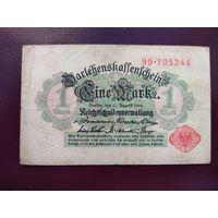 Германия 1 марка 1914
