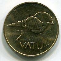 ВАНУАТУ - 2 ВАТУ 1990