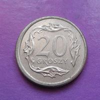 20 грошей 2008 Польша #02