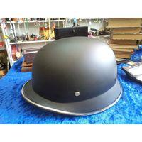 Шлем-каска байкерский, 58 размер.