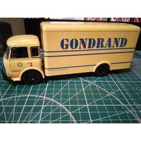 Продам Somua JL 19, Gondrand 1959 журнальная серия Camions DAutrefois номер 60, производитель IXO