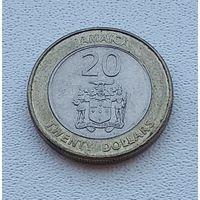Ямайка 20 долларов, 2006 5-12-26