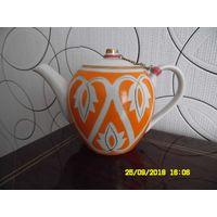 Чайник заварочный с держателем крышки Таджикистан