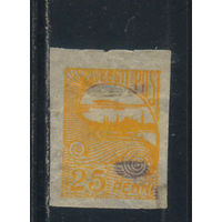 Эстония Респ 1924 Рига Стандарт#53