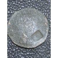 Монета контрамарка вкл
