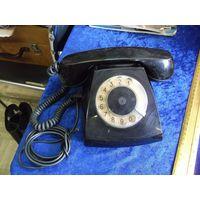 Советский телефонный аппарат, 1978 г.