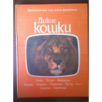 Дикие кошки (Удивительный мир диких животных)