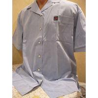 Мужская рубашка с коротким рукавом, Германия
