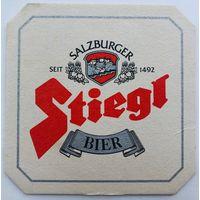 Подставка ресторана и пивоварни Stiegl-Keller /Австрия/-4