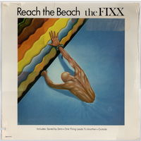 LP The Fixx 'Reach the Beach' (запячатаны)