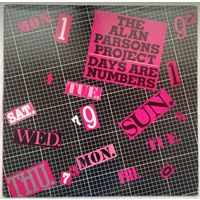 """12"""" The Alan Parsons Project - Days Are Numbers (The Traveller) (1985)"""