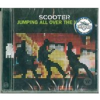 CD Scooter - Jumping All Over The World (2007) Trance, Jumpstyle
