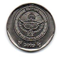 РЕСПУБЛИКА КЫРГЫЗСТАН 10 СОМ 2009