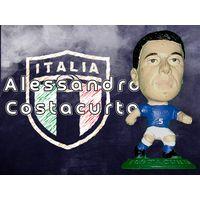 Alessandro Costacurta Италия 5 см Фигурка футболиста MC463
