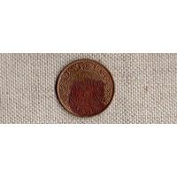 Индия Британская 1/4 АННЫ 1942(Xt)