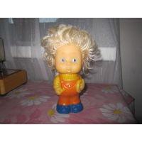 Кукла резиновая СССР