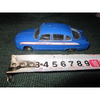 Татра 603-1 . Полицейская машинка
