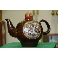 Чайник керамика  1,5 л  , 21,5 см