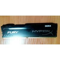 Оперативная память DDR4 Kingston HyperX KHX2133C14D4/4G, HX421C14FB/4