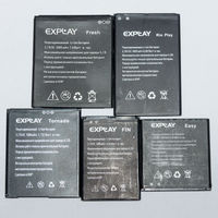 Батареи Explay (аккумуляторы, АКБ)