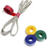 Стяжка-липучка для проводов