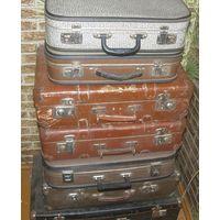 20 чемоданов