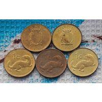 Мальта 1 цент. Инвестируй в монеты планеты!