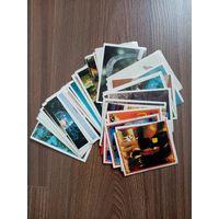 60 коллекционных наклеек издательство PANINI.