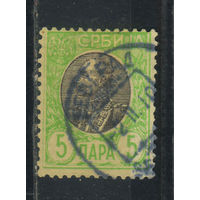 Сербия Кор 1905 Петр I Стандарт ВЗ= #85у
