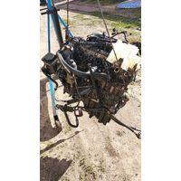 Двигатель M57 от БМВ Е60 Дизель 2008г