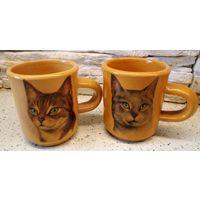 Кофейные чашки глина