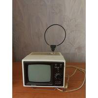 Мини Телевизор Черно - Белый