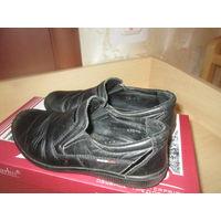 Туфли для мальчика 32 р-р кожа
