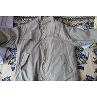 Мужская куртка с зимней подстежкой, р. 52-54