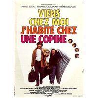 Приходи ко мне, я живу у подруги / Viens chez moi, j'habite chez une copine (реж. Патрис Леконт, 1981) Скриншоты внутри