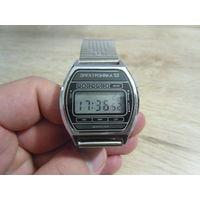 """Часы """"Электроника-53"""" с браслетом Сделано в СССР"""