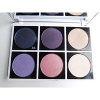 ТЕНИ для век Fashionista Eyeshadow 4 оттенка