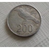 200 рупий 2003 г. Индонезия