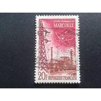 Франция 1959 АЭС