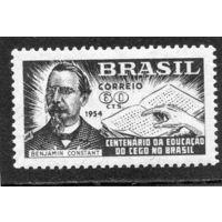 Бразилия. Бенжамин Констан, генерал, военный министр, министр образования