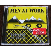 """Men At Work """"Business As Usual"""" (Audio CD - 2003)"""