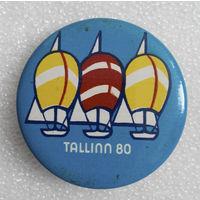 Таллин 80. 22-я Олимпиада 1980 г. #0253
