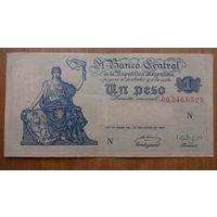 1 песо Аргентина, 1947 год